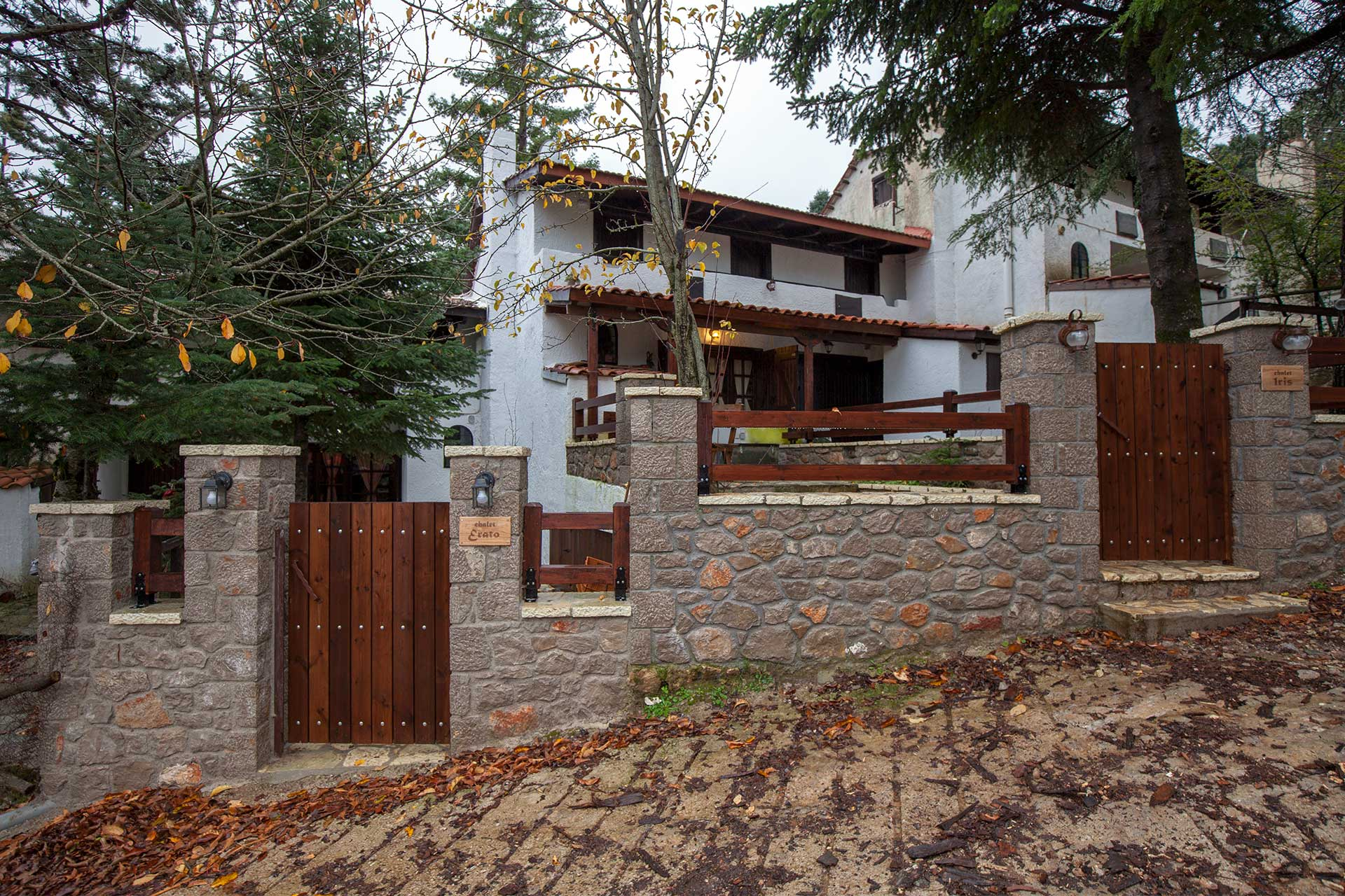 Read more about the article CHALET IRIS